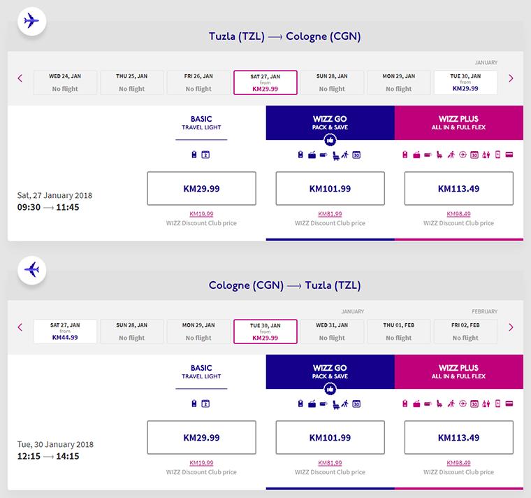avionska karta do nemacke Keln – 30€ POVRATNA AVIO KARTA – Jeftino Putuj avionska karta do nemacke